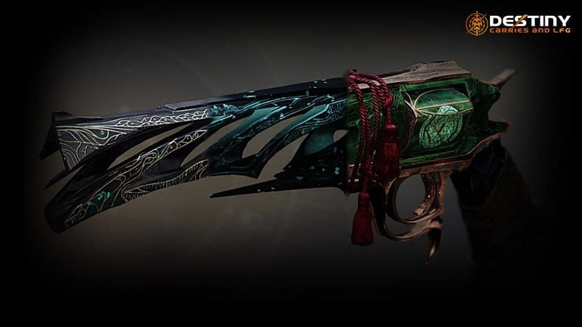 Pin On Destiny 2 Exotic Weapons