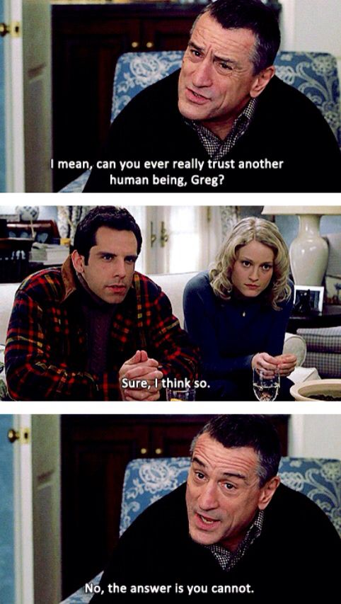 Meet the Parents   Funny movies, Tv quotes, Movie quotes