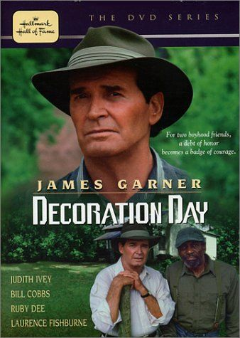 Decoration Day, 1991 Golden Globe Awards Best Actor in a Mini-Series or Motion Picture Made for Television winner, James Garner #GoldenGlobes #GoodMovies #Movies