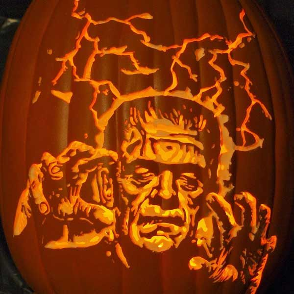 40 Best Pumpkin Carvings of Monsters and Villains ...