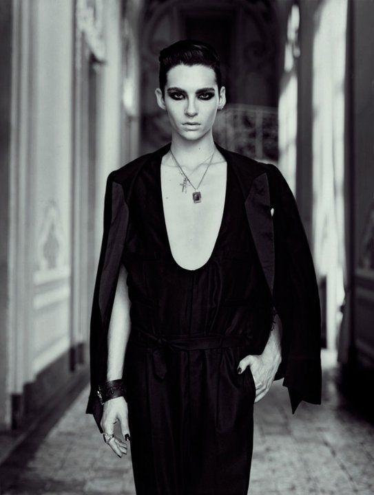 Picture Of Bill Kaulitz Vogue Bill Kaulitz Tokio Hotel