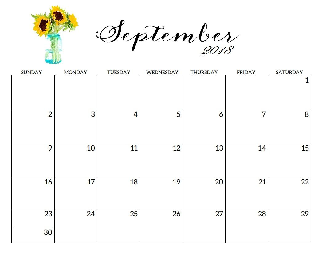 Calendar Wallpaper With Notes : Printable monthly blank templates calendar