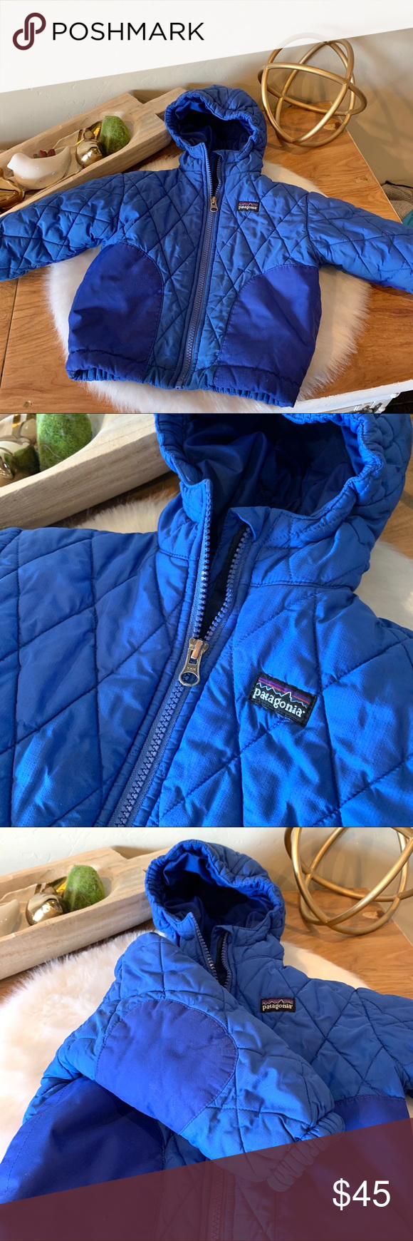 Patagonia baby puffer bomber jacket (With images) Baby