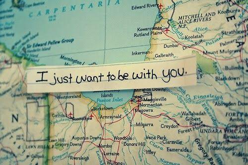 Amor à distância existe?   Sentimentalismo