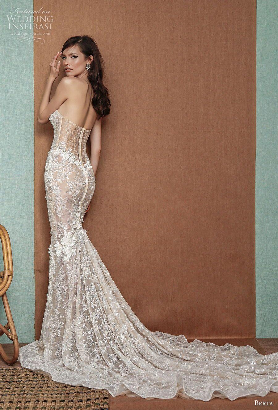 Pronovias Vela In 2021 Corset Mermaid Wedding Dress Bodice Wedding Dress Bridal Dresses [ 2255 x 1691 Pixel ]