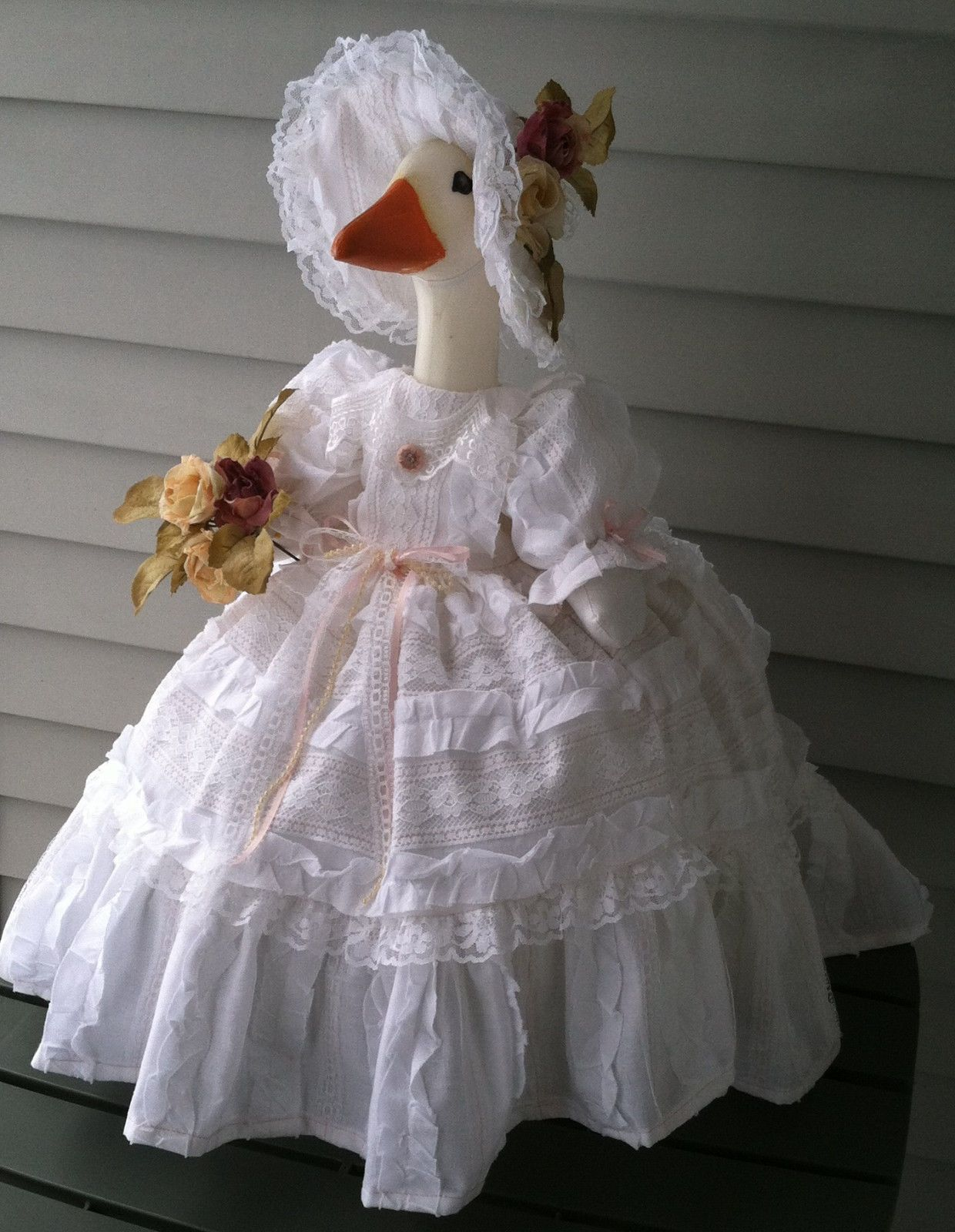 Goose Clothes ️ Shabby Chic ️ Outfit By Linda
