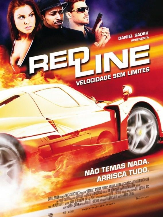 redline stream