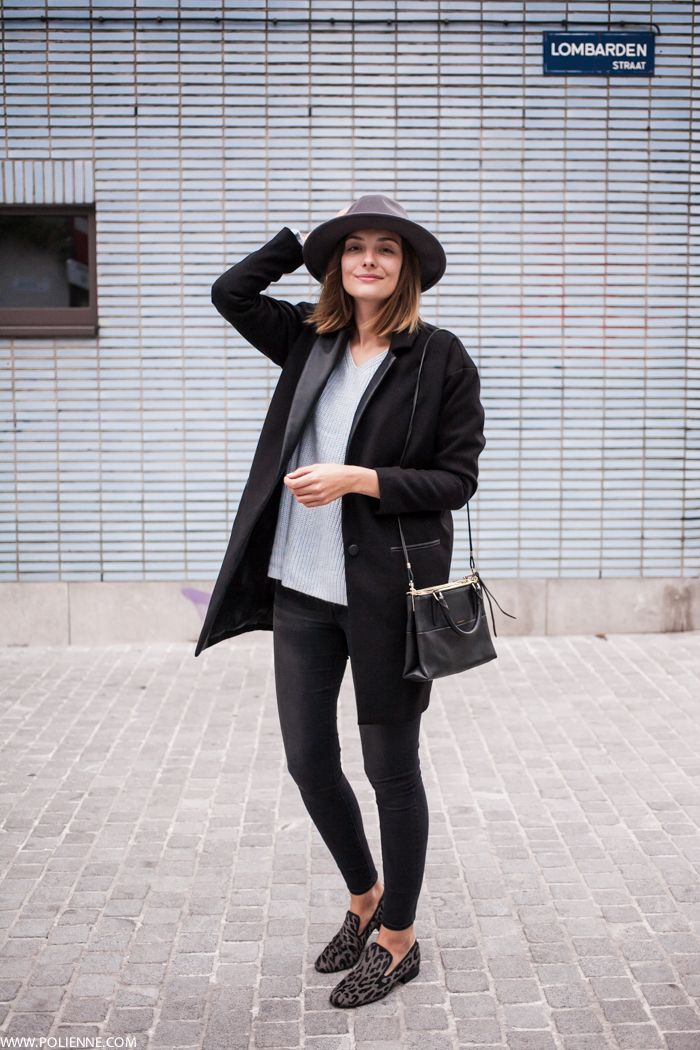 POLIENNE - a personal style diary⎜Baby blues