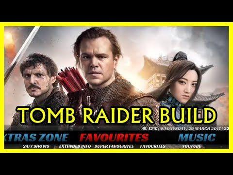 pin on the new kodi 173 krypton tomb raider build the