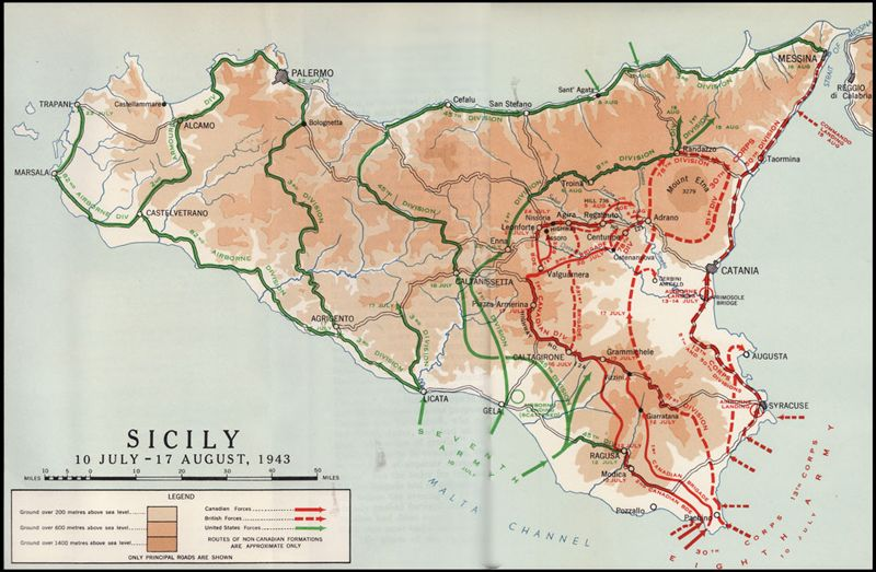 General Patton\'s advance strategy map, south of France | obsessed ...