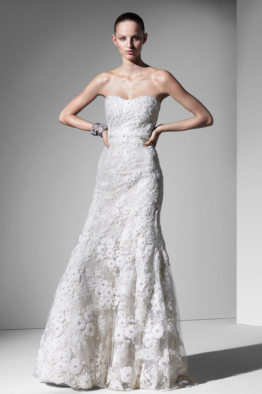 Monique Lhuillier Looks Back On 20 Years of Bridal Fashion | Monique ...