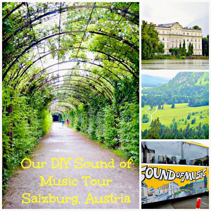 Salzburg With Kids Our Diy Sound Of Music Tour Sound Of Music Tour Music Tours Sound Of Music Austria