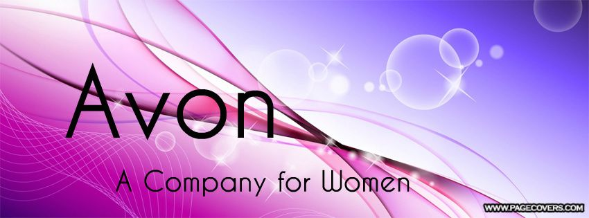 Avon With Hannah Johnson Facebook Cover - PageCovers.com