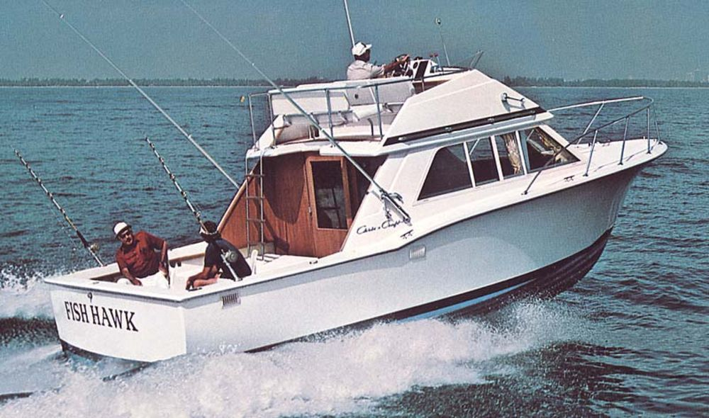 Top sportfishing boats all time boats i like pinterest for Offshore fishing boats