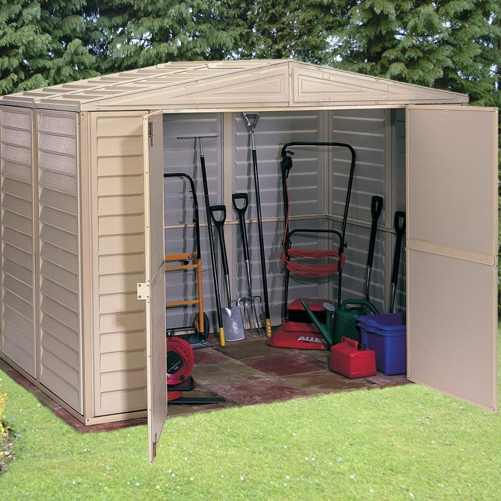 Small Sheds For Backyard Nice Looking Garden Storage Shed Creative ...