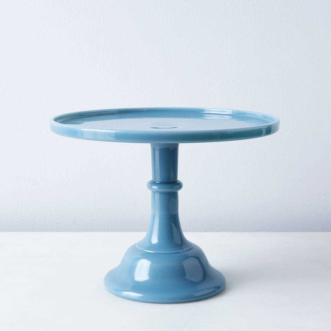 Cake stand 10 blue glass cakes food 52 how