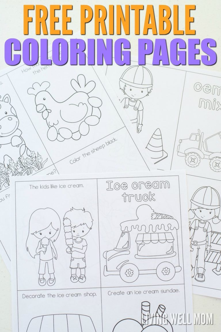 DIY Travel Coloring Kit for Kids | Traveling | Free printable ...