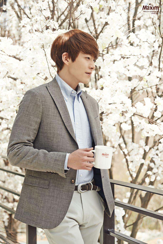 Kim woo bin @ Maxim Coffee