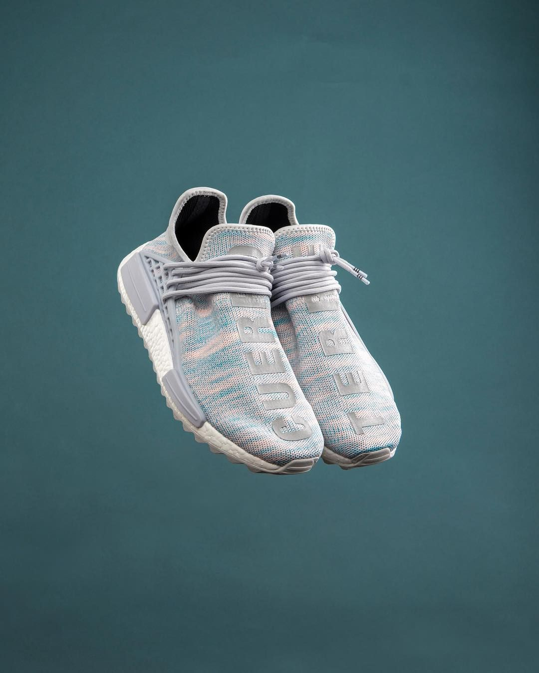 info for dc0e2 d959f Pharrell x adidas NMD Human Race Trail