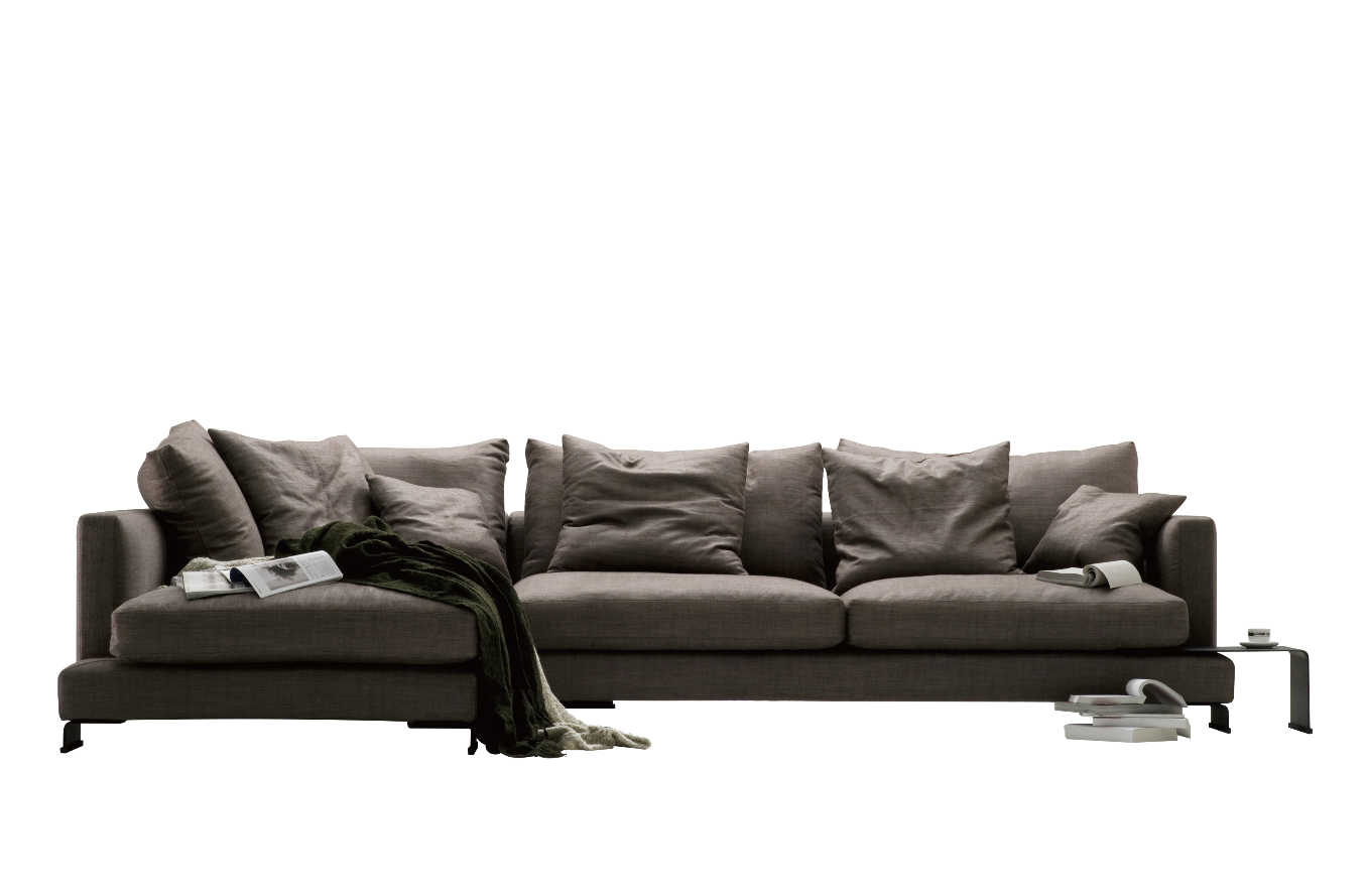 Sofa lounger pictures to pin on pinterest - Lazytime Plus Sofa Camerich