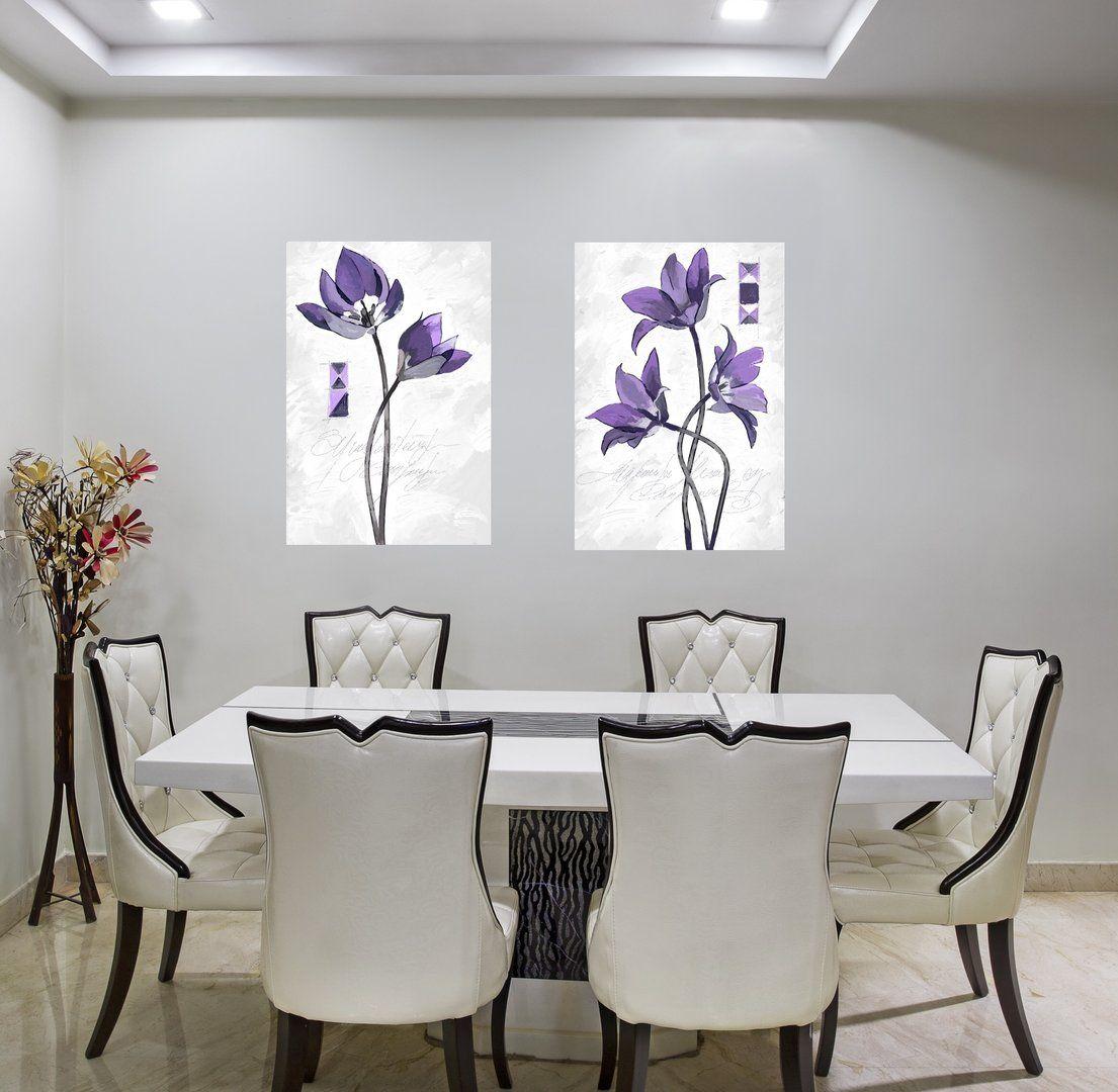 Sp012a cuadros de flores cuadros modernos cuadros - Cuadros decoracion salon ...