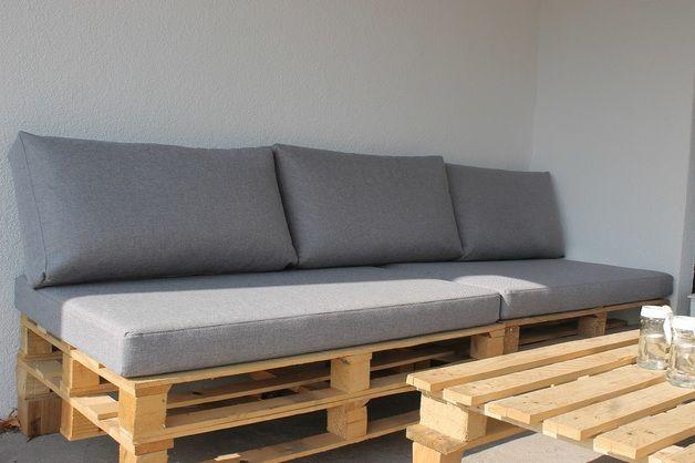 Poduszka 80x120 Na Meble Z Palet Insdesign Pokrowce I Poduszki Furniture Outdoor Furniture Book Furniture