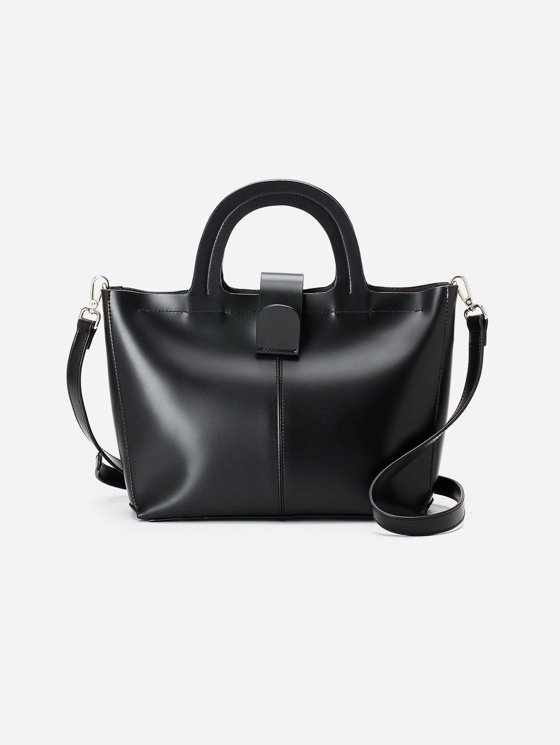 Expressions Nyc Sustainable Vegan Leather Bags On Renoon In 2020 Vegan Leather Bag Leather Satchel Satchel