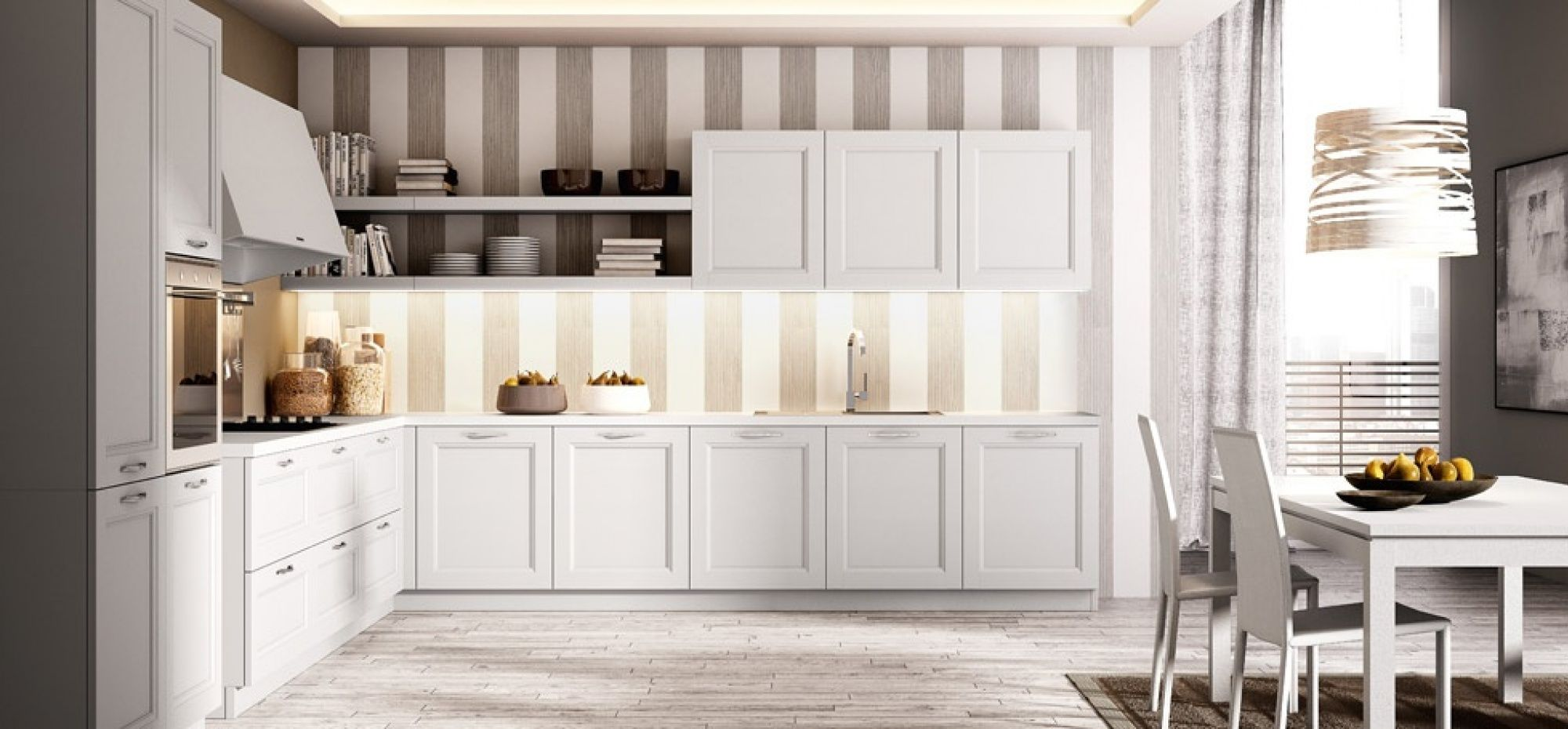 Ginevra • Cucine moderne by Berloni   Cucine   Pinterest