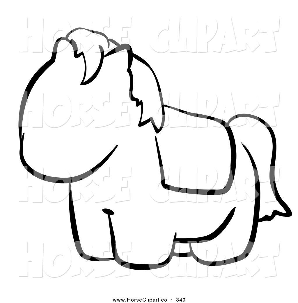 Cute Horse Drawings Www Topsimages Com