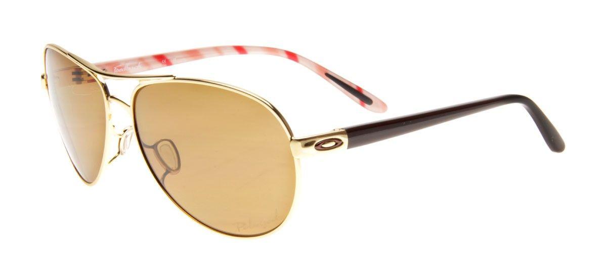 Oakley Feedback Aviador - Lente Polarizada Dourada   Oakley   Pinterest dc90bcfed4
