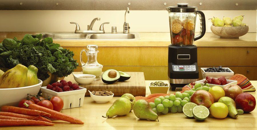 Want to make a healthy meal in under 90 seconds? Grab a blender and get to work.