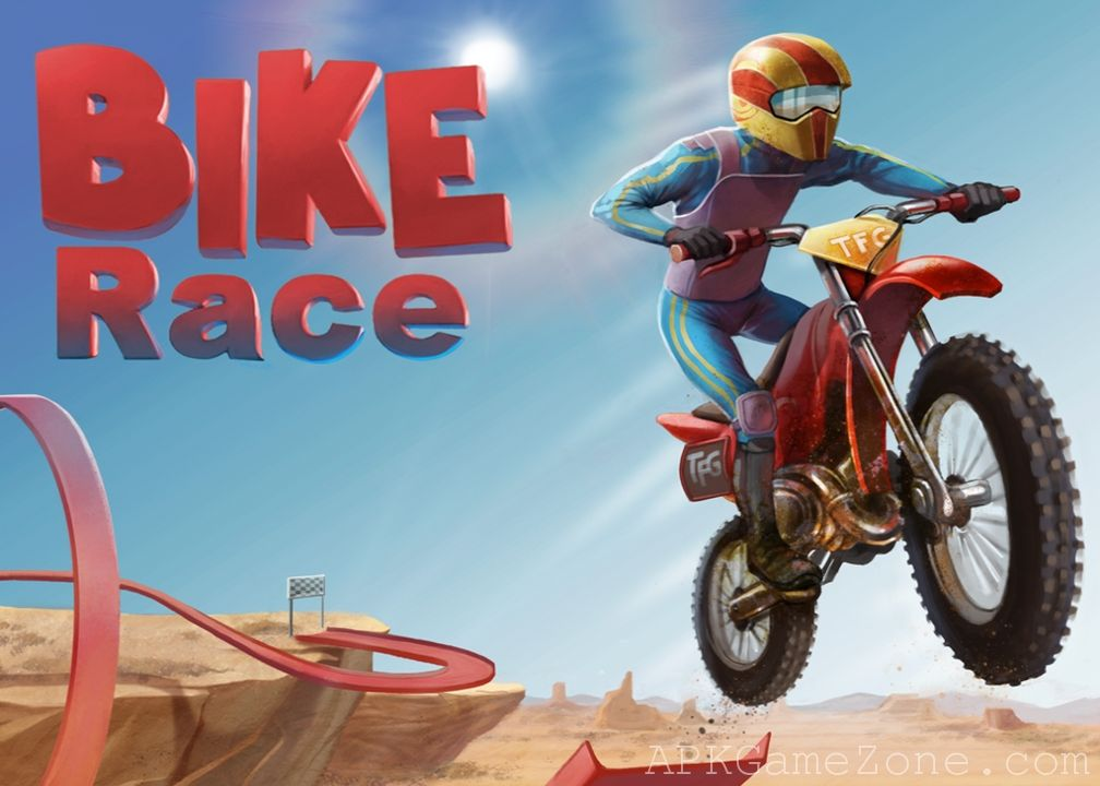Bike Race Pro Full Game Unlock Mod Download Apk Dengan Gambar