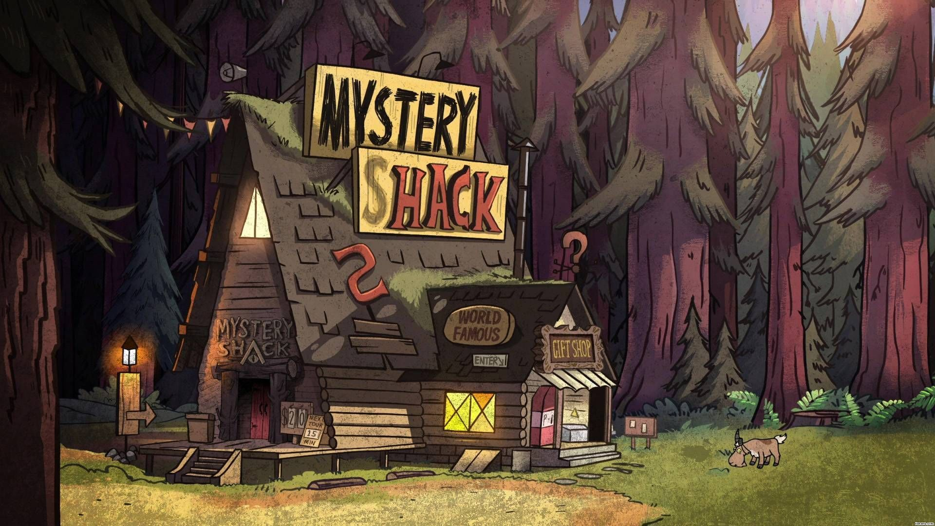 Click to join Gravity Falls fandom on