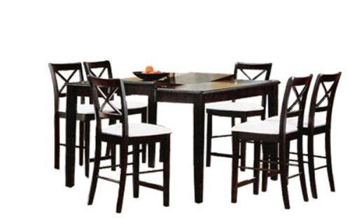 9pc Counter Height Dining Set By Coaster Home Furnishings. $1128.80.  Includes: 8 Counter