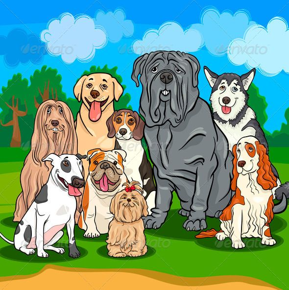 Free Photo Repair Of Watches Cartoon Illustration Cartoon Dog