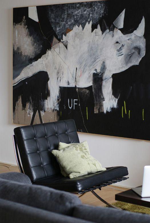 Barcelona Chair By Mies Van Der Rohe Barcelona Stuhl Design Sessel