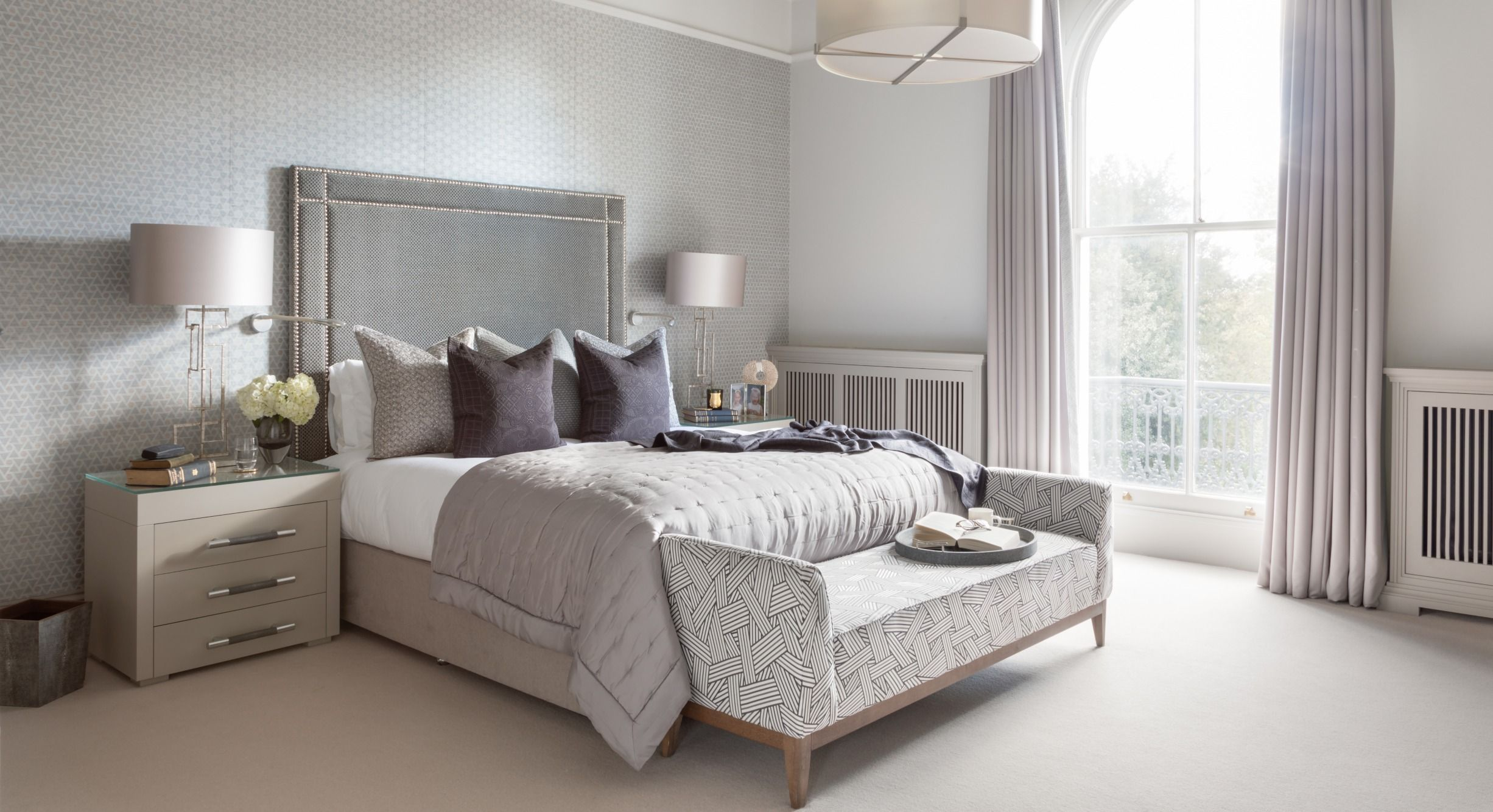 Neutral Bedroom Colour Ideas With