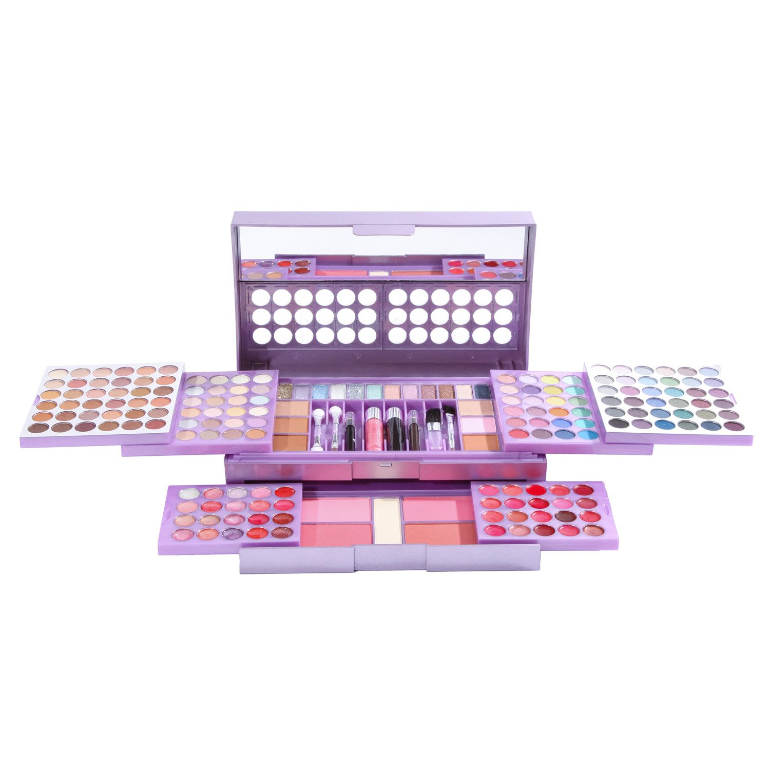 Purple Mega Makeup Kit http//amzn.to/2fDgJKk