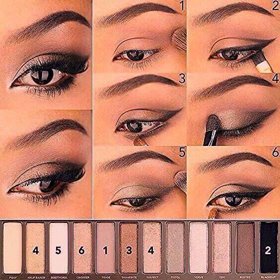 Photo of Augen Make-up Schritt für Schritt – Augen Make-up – New Site