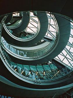 most beautiful spiral staircases