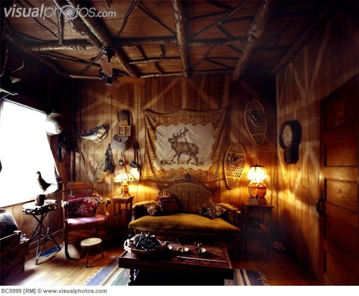 Hunting Lodge Interior Design Google Search Decor