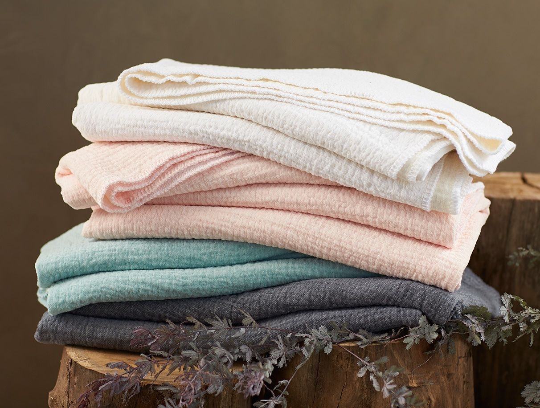 Cozy Cotton Organic Blanket Organic Blankets Coyuchi Organic Bedding