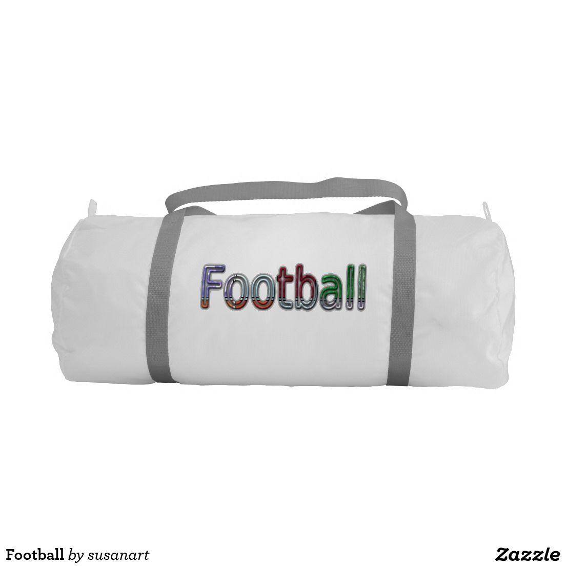 Bag · Football Gym Duffle Bag e2b45619b9d01