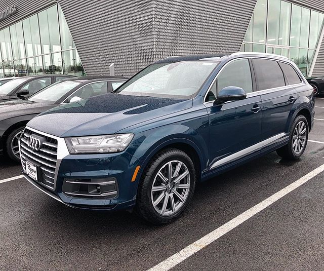 Galaxy Blue Metallic Is A Beautiful New Color Option For The 2018
