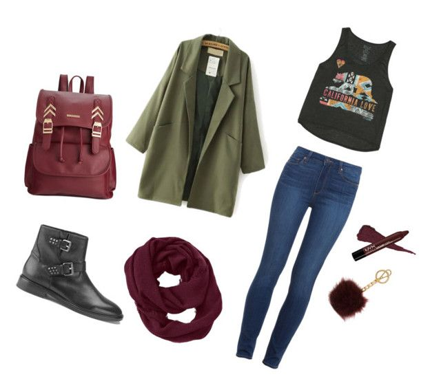 """""""Untitled #115"""" by katya-vovchenko on Polyvore featuring Paige Denim, Billabong, Ash, Athleta, Michael Kors and Rampage"""
