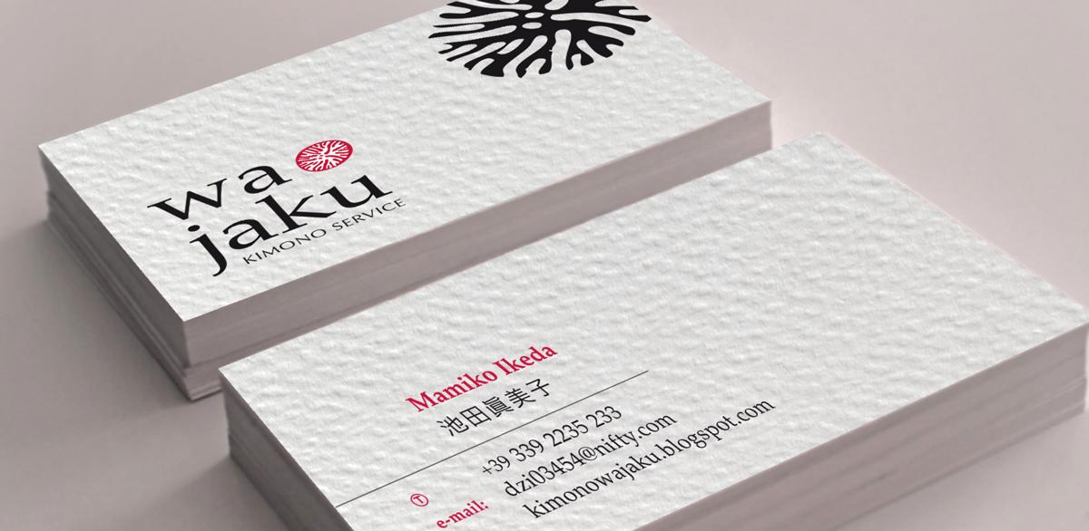 Business card. Printing on Turner paper. | Wajaku | Pinterest ...
