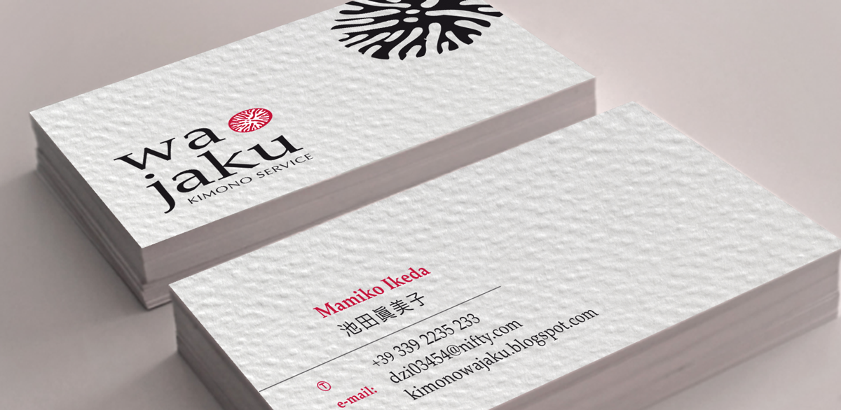 Business card. Printing on Turner paper. | Wajaku | Pinterest | Card ...