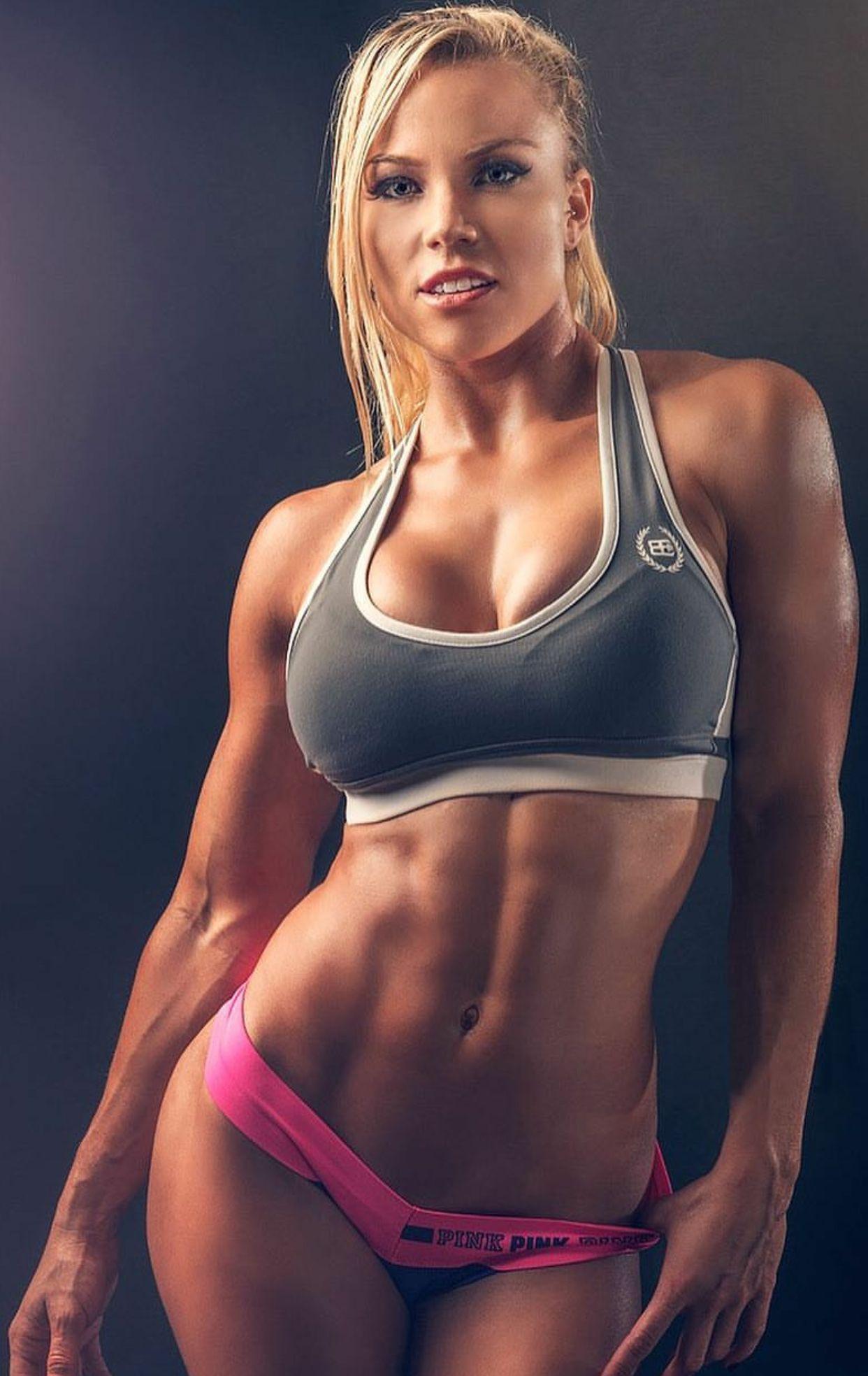 Hot Sexy Sport Girl By Alex Sparrow