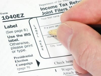 What Is Tax Form Ez  Us Tax Center  Taxes
