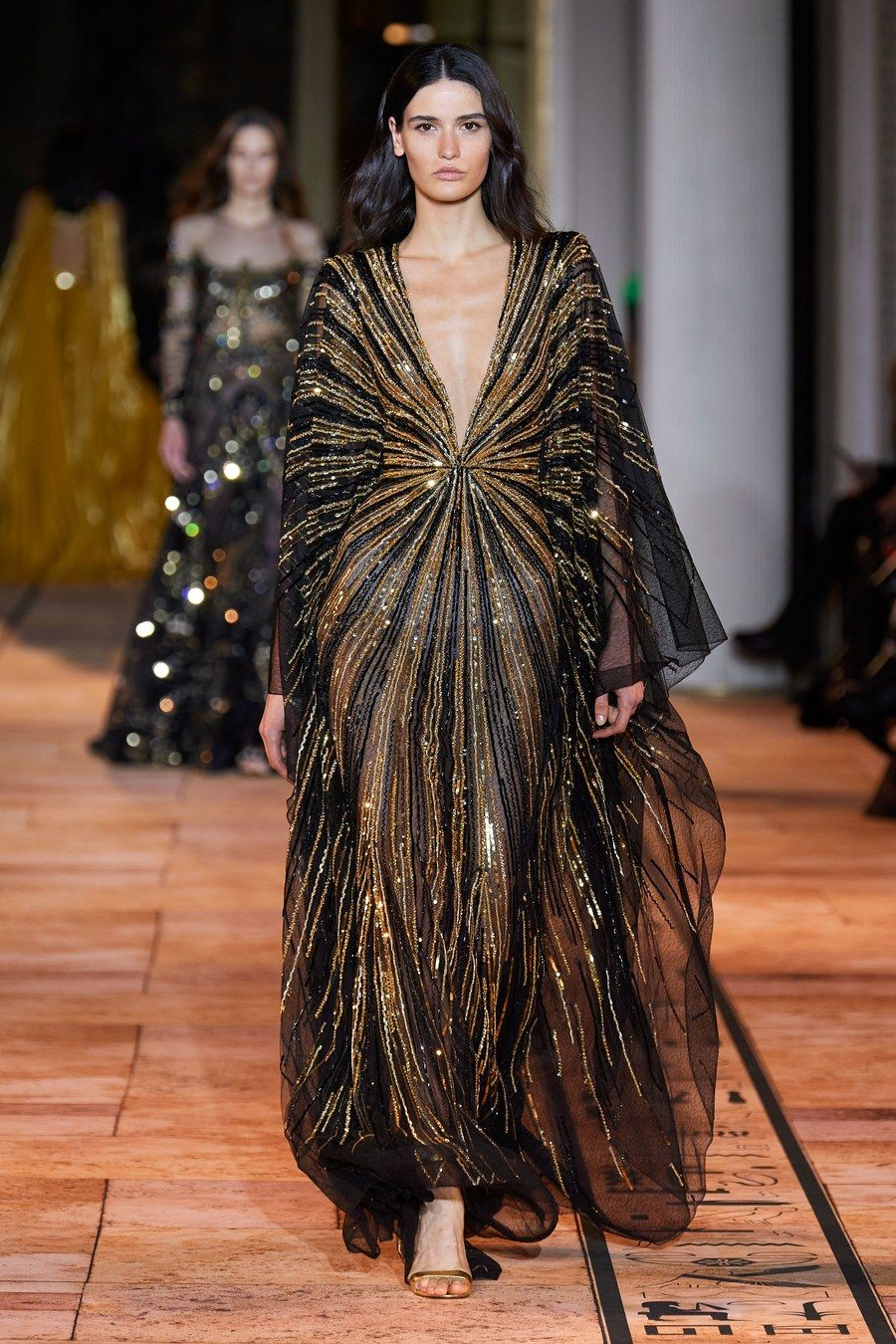 Zuhair Murad Spring 2020 Couture Fashion Show